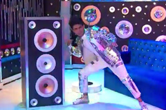 Piyush Performs On I Am Disco Dancer   Dance India Dance 2017 – February 04   ZEETV