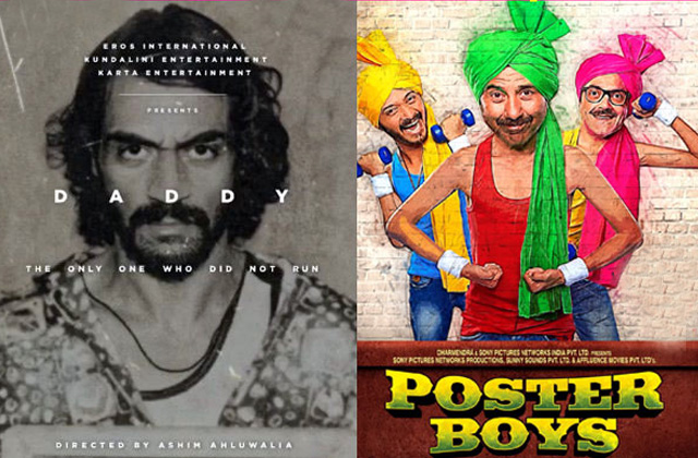 Poster Boys & Daddy | Movie Review | Bollywood Business