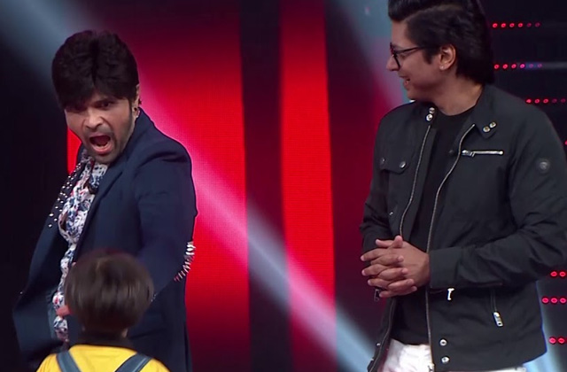 Priyadarshan Deka Scares The Coaches | The Voice India Kids - Season 2 | Ep - 4