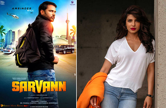 Priyanka's 'Sarvann' To Be Screened At NYIFF