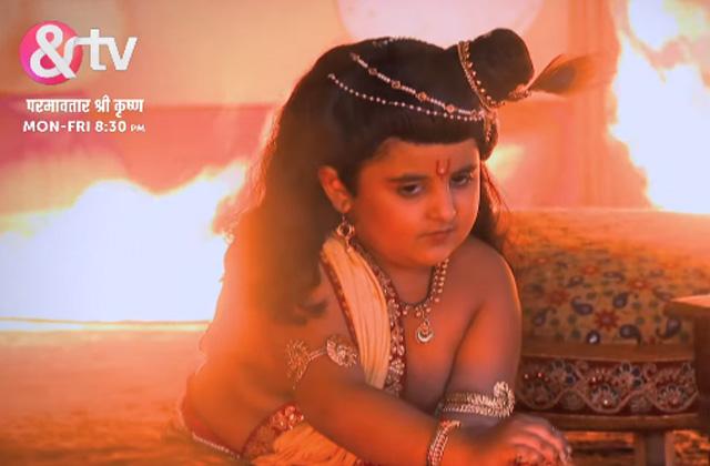 Putna Ki Saazish   Paramavatar Shri Krishna   Promo   Mon – Fri   9.30 PM on &TV