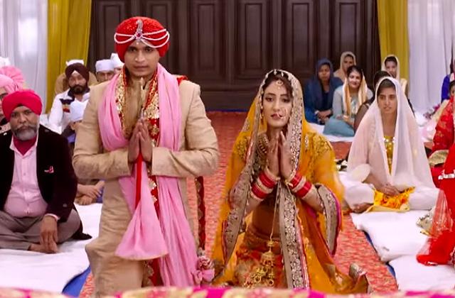 Raavi & Vishi Married - Dil Dhoondta Hai | ZEETV