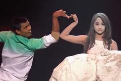 Rahul Burman's Contemporary Dance Style Performance on Enna Sona Song Dance India Dance 2017 - December 3   ZEETV