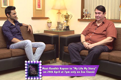 Randhir Kapoor Talks About Nick Names In The Kapoor's Family|My Life My Story| Sat -29th April |7 PM