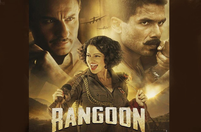 Rangoon - An Engaging Story Of Love