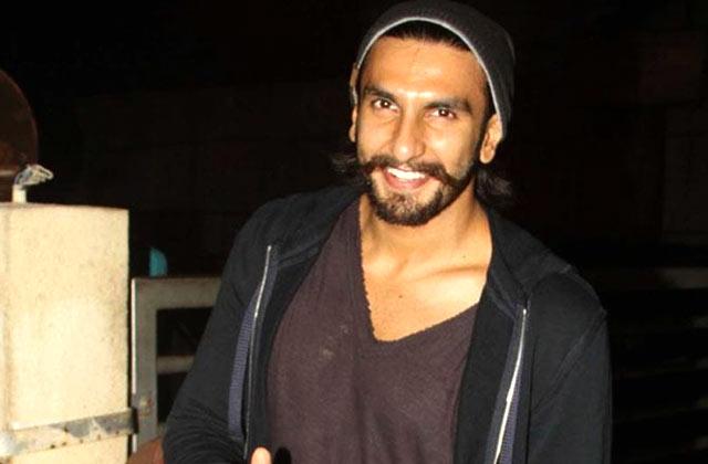 Ranveer Singh Undergoes Minor Surgery For Face Injury