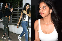 REVEALED: Suhana Khan's Movie Date!