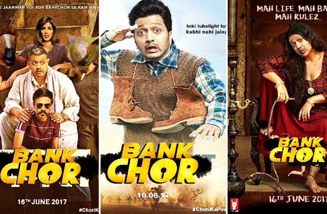 Riteish Deshmukh Promotes 'Bankchor' In A Quirky Way
