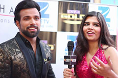Rithvik Dhanjani takes the fun quiz | Zee Gold Awards 2017 | OZEE Exclusive