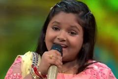 Riya Biswas Sing Bada Natkhat Hai On Shree Krishna Janmashtami Special at Sa Re Ga Ma Pa Lil Champs 2017 - August 12, 2017 | ZEETV
