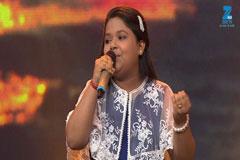 Riya Biswas Sings Aisa Sama Na Hota Sa Re Ga Ma Pa Lil Champs 2017 - September 16, 2017   ZEETV