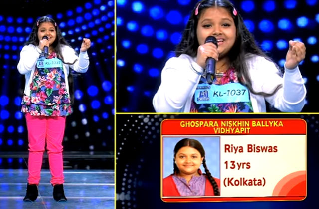Riya Biswas's Performance | Sa Re Ga Ma Pa Li'l Champs | Starts From 25th Feb, Sat-Sun at 9 PM
