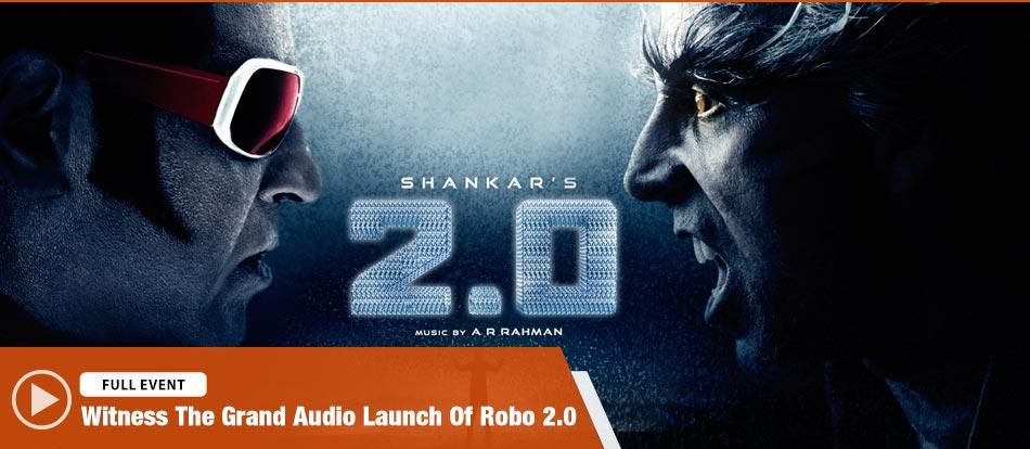 Robo 2.0 Audio Event - November 19, 2017 - Full Event