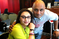 'Roja' Actress Madhoo Ti Star  In Rani Mukherjee's Brother Raja's Film