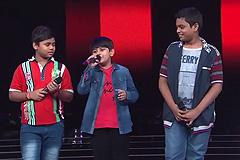 Rubab, Madhav & Satyajeet Debroy Sings Chalti Ka Naam Gaadi Song The Voice India Kids Season 2 - December 10, 2017 | &(AndTv)