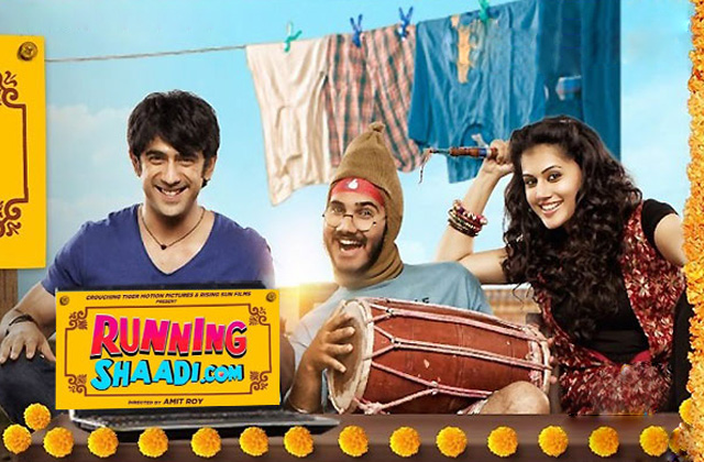 RunningShaadi.com - A Laugh Riot To Not Be Missed