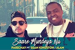 Saare Mundeya Nu - Song Making