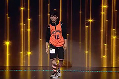 Sachin Sharma's Dance Performance on Ramji Ki Chaal Dekho Song Dance India Dance 2017 - November 05, 2017 | ZEETV
