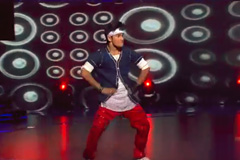 Sachin Sharma's Freestyle Hip Hop Dance Style Performance On Tamanche Pe Disco Song Dance India Dance 2017 - November 18 | ZEETV