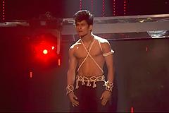 Sachin Sharma's Hip Hop Style Dance Performance on Sultan Song Dance India Dance 2017 - November 26   ZEETV