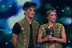 Sachin & Vaishnavi Perform On Dhan Te Nan | Dance India Dance 2017 – December 30 | ZEETV