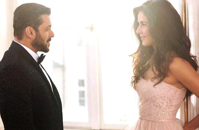 Salman-Katrina Romance Once Again In 'Tiger Zinda Hai'