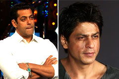 Salman Khan Envious Of Shahrukh, Aamir & Akshay