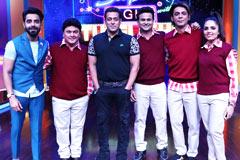 Salman Khan On Super Night With Tubelight