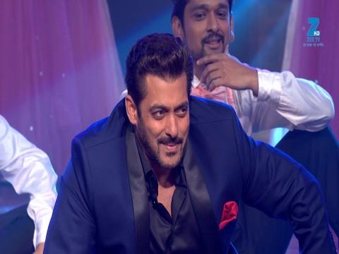 Salman Khan Performance on Main Hoon Hero Tera & Pehla Pehla Pyaar Hai   Big Entertainment Awards 2017   OZEE Exclusive