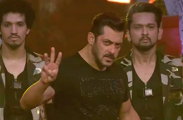 Salman Khan Performance on Sultan | Big Entertainment Awards 2017 | OZEE Exclusive