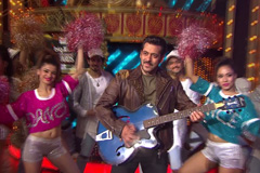 Salman Khan's Rocking Performance | Big Entertainment Awards 2017 | OZEE Exclusive
