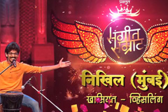 Sangeet Samraat | Nikhil - Vissle Performance Promo | Starts 26th June, Mon-Fri, at 9.30 PM.