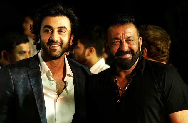 Sanjay Dutt Refuses To Talk About His Biopic