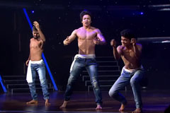 Sanket, Sarang and Mitesh Pay Tribute To Elphinstone Stampede Victims Dance India Dance 2017 - December 9 | ZEETV