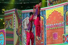Sanket & Sujan Performs On Tung Tung Baje   DID 2017   Before TV