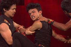 Sarang, Mitesh & Sanket Perform On Hanuman Chalisa   DID 2017   Before Tv