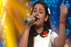 Satyajeet And Sonakshi - Performance - Episode 15 - April 22, 2017 - Sa Re Ga Ma Pa Lil Champs 2017