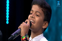 Satyajeet Jena - Performance - Episode 2 - February 26, 2017 - Sa Re Ga Ma Pa Lil Champs 2017