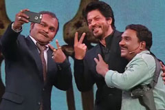 Shah Rukh Khan Faces A Mock CID Enquiry : Part - 2