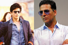Shahrukh Khan And Akshay Kumar Are The Highest Paid Actors In Bollywood