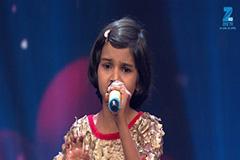 Shaktiawaroopa - Performance - Episode 9 - March 26, 2017 - Sa Re Ga Ma Pa Lil Champs 2017
