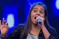 Shanmukhapriya Sings Dastaan-E-Om Shanti Om & O Meri Jaan Maine Kaha Sa Re Ga Ma Pa Lil Champs 2017 - October 22, 2017 | ZEETV