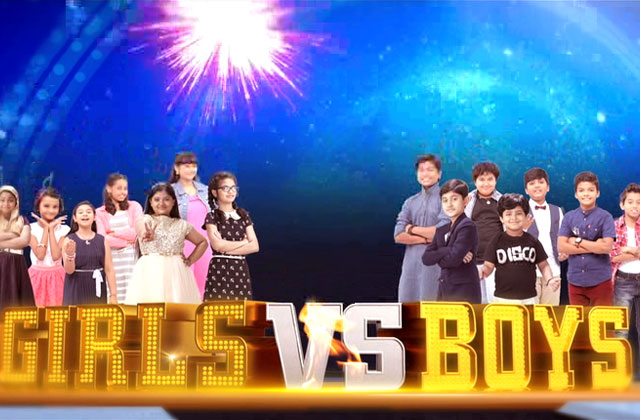 Shanmukhapriya Vs Adnan | Girls Vs Boys | Promo | Sa Re Ga Ma Pa Li'l Champs | Sat-Sun, 9 PM