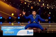 Shararti Baccho Ne Liya, Aditya Se Badla | Sa Re Ga Ma Pa Li'l Champs | Promo| Saturday, 9 PM