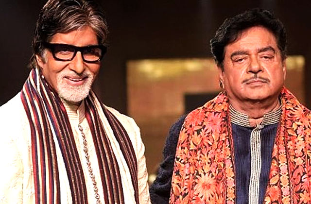 Shatrughan Sinha Wants Amitabh Bachchan To Become India's President