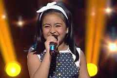Shekinah Mukhiya Sings Babuji Dheere Chalna | The Voice India Kids Season 2 - December 30, 2017 | &(AndTv)