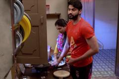 Shiv-Gauri Cook Together - Kahe Diya Pardes