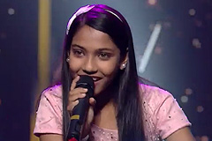 Shreemoyi Mondal Sings Jab Chaye Tera Jadoo | The Voice India Kids Season 2 - January 06, 2018 | &(AndTv)