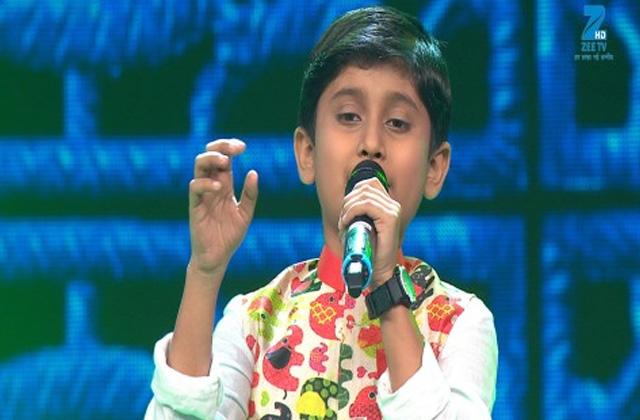 Shreyan Bhattacharya - Performance - Episode 7 - March 18, 2017 - Sa Re Ga Ma Pa Lil Champs 2017