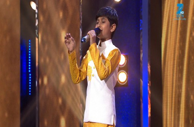 Shreyan Bhattacharya Sings Aaj Ibaadat Sa Re Ga Ma Pa Lil Champs 2017 - August 20, 2017 | ZEETV
